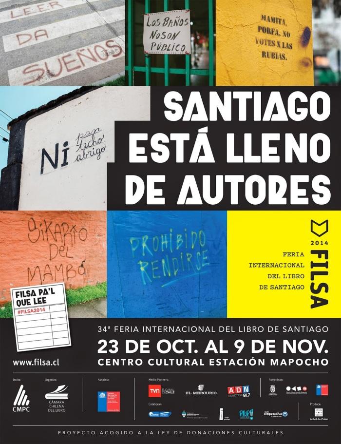 afiche FILSA 2014