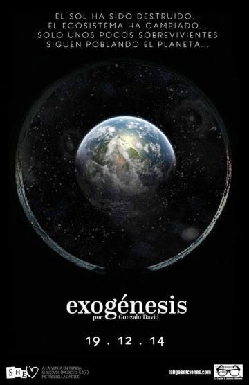 Afiche Exogénesis